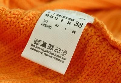 中国市场纺织产品标签审核