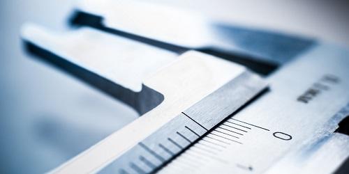 金属材料尺寸测量