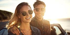 太阳眼镜产品测试