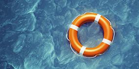 水上漂浮休闲产品测试