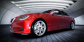 汽车、机车安全玻璃E-mark检测认证