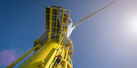 风力发电机叶片全尺寸试验