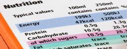 食品标签合规性审核